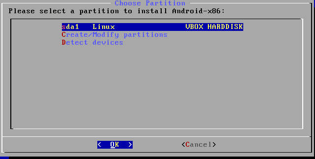 step8-linux-windows-android-installation-virtualbox-choose-partition-install